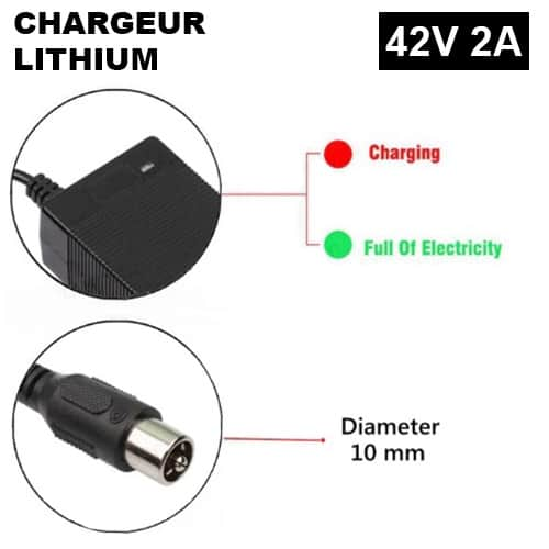 chargeur 29V RCA